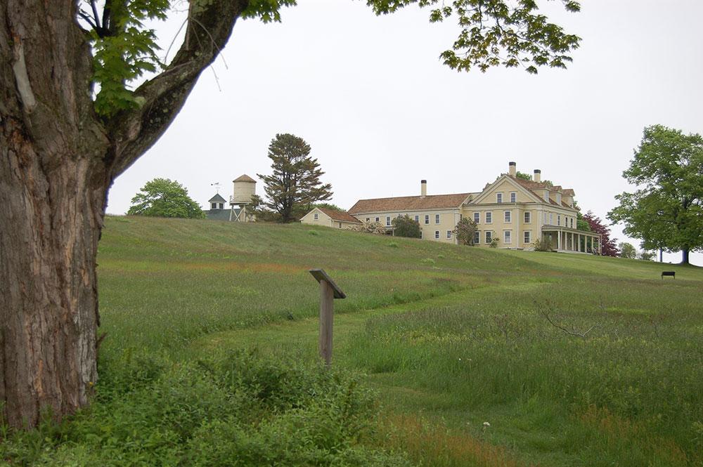 Laudholm Farmhouse