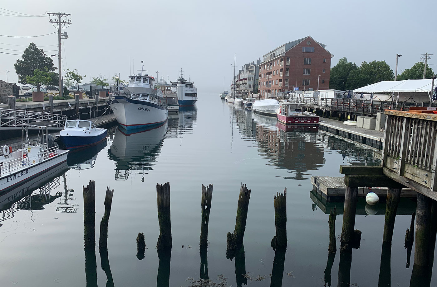 Long Wharf Portland