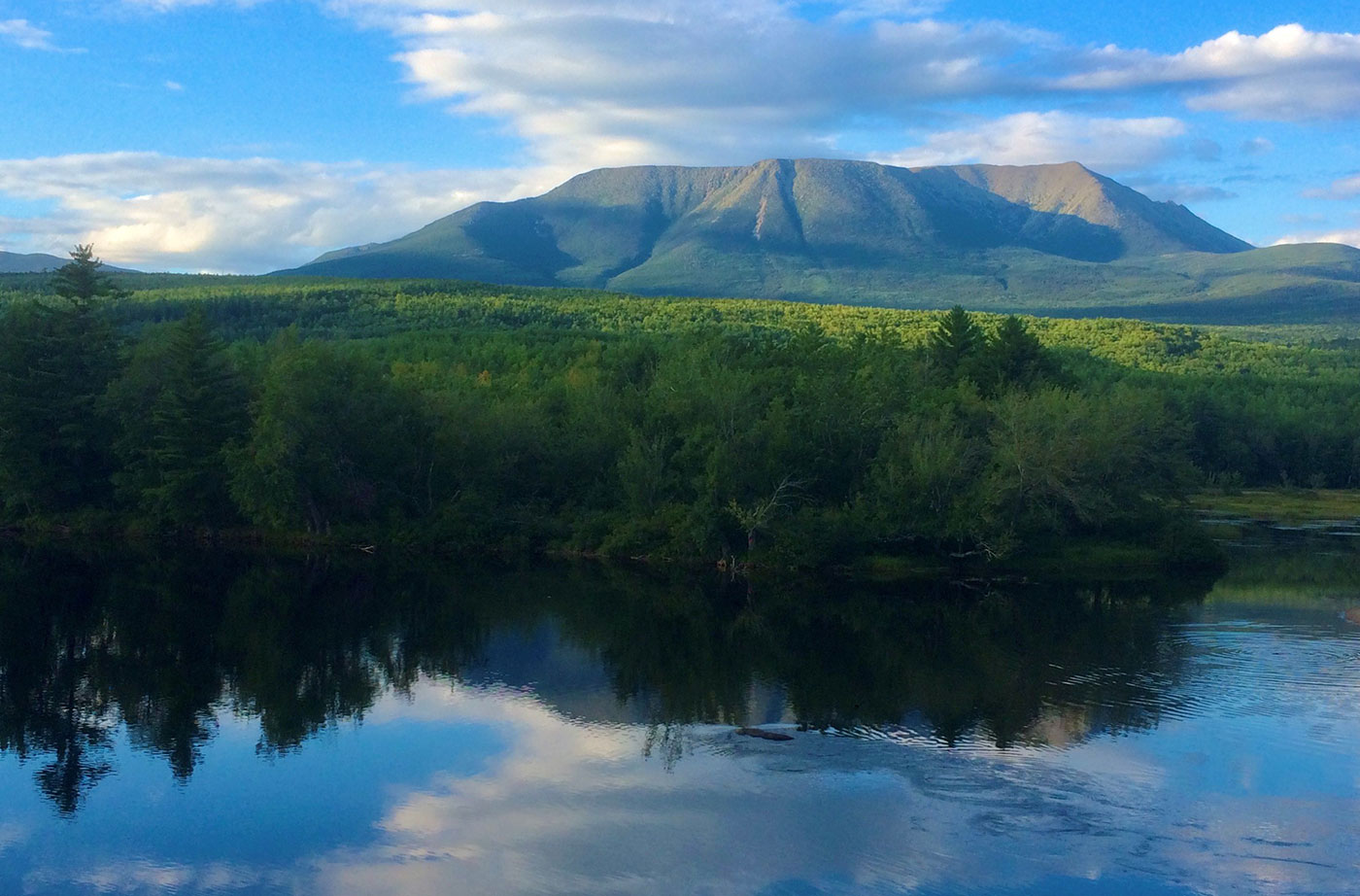Mt Katahdin