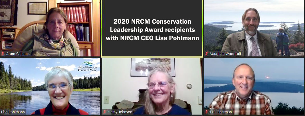 2020 Conservation Leadership Award winners