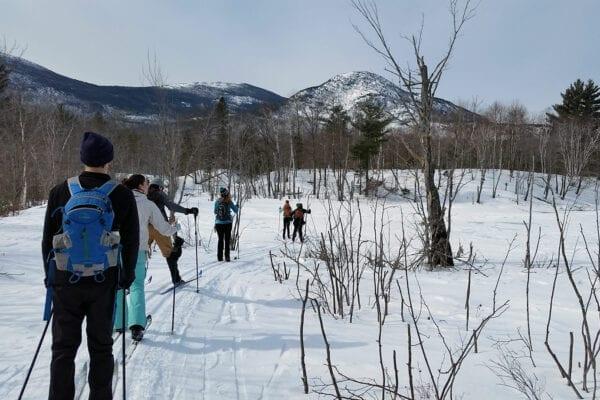 skiing at KWWNM