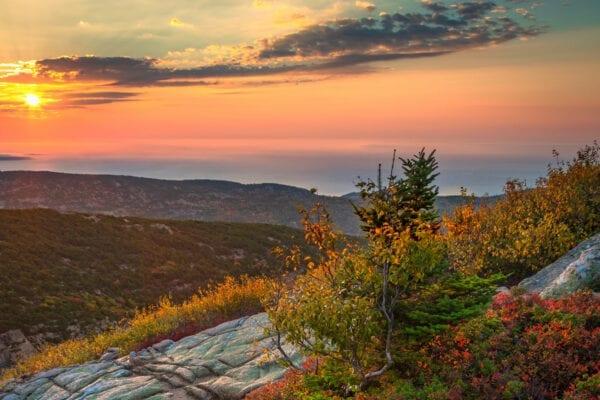 Sunrise-on-Cadillac-Mountain-Walsh