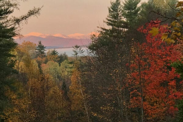View of Presidentials by Marcel Polak