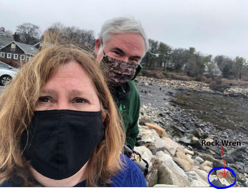 Jeff and Allison selfie