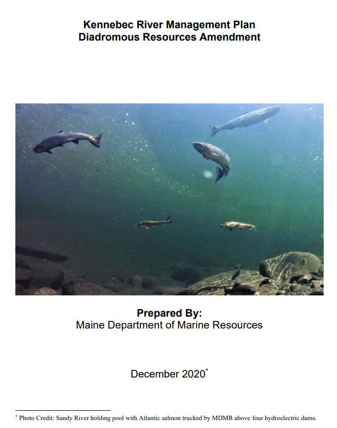 DMR Kennebec plan cover
