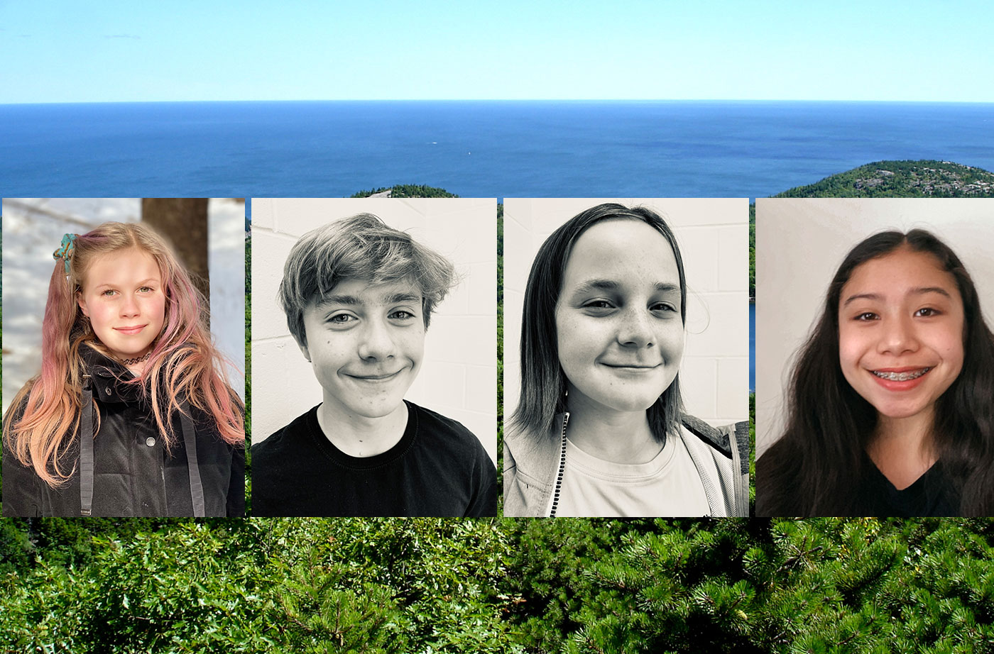 young Maine poets