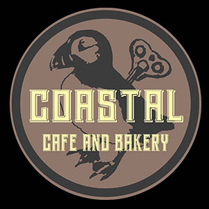 Coastal Cafe and Bakery logo