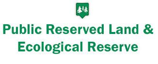 Ecological Reserves