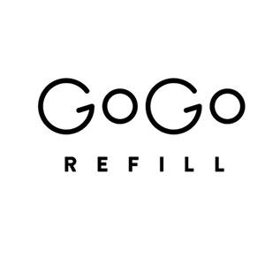 GoGo Refill logo