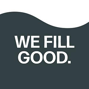 We Fill Good logo