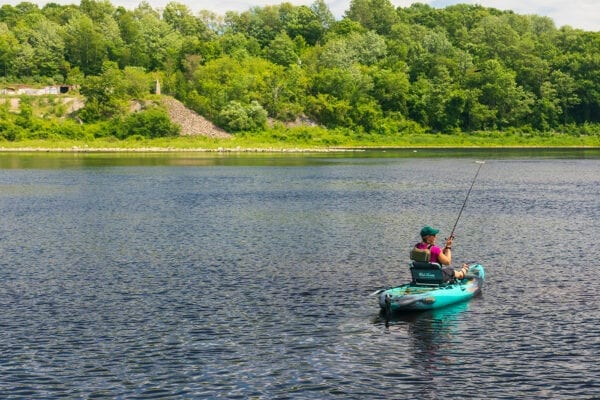 fishing in Kennebec