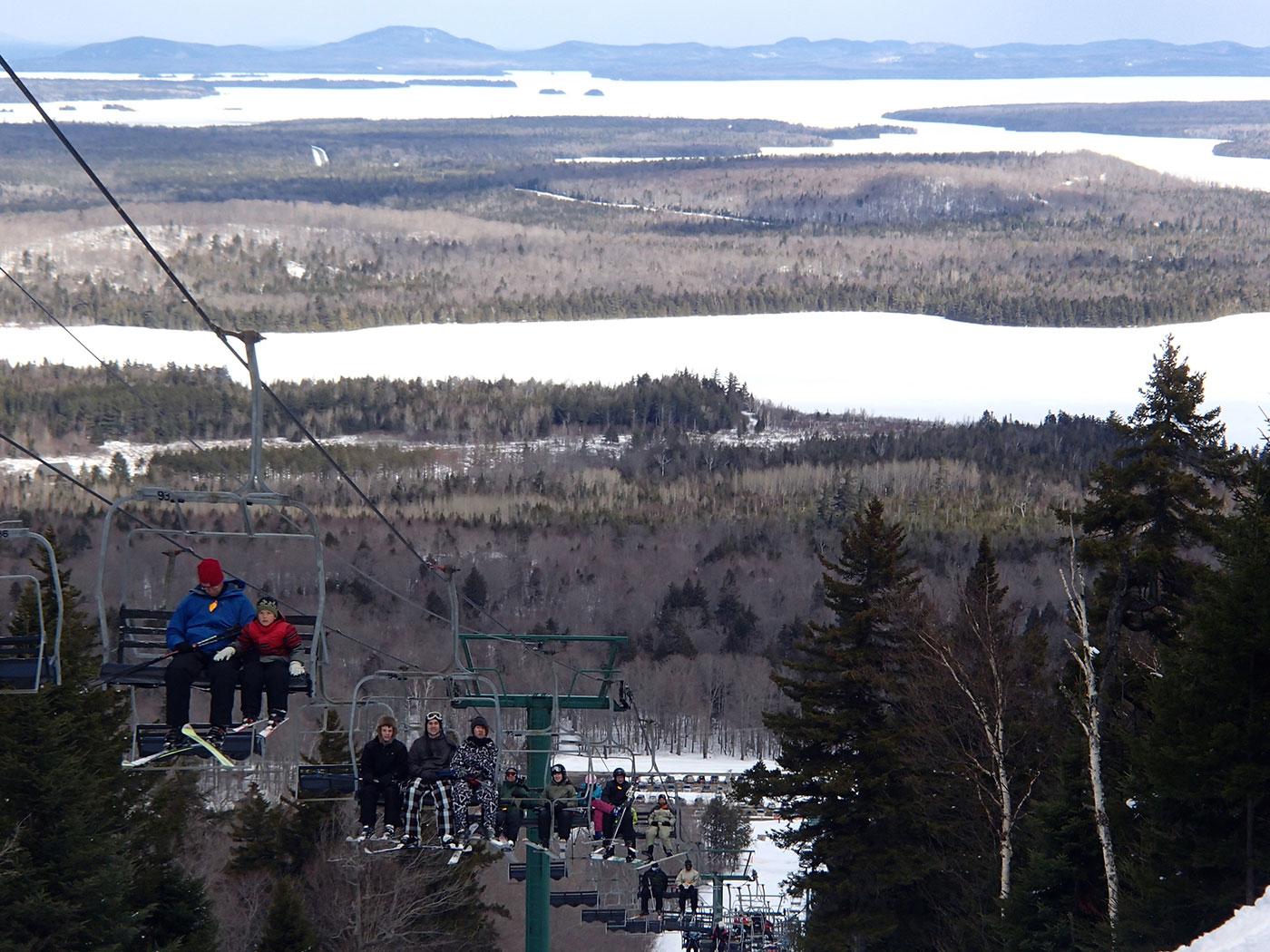 Big Moose Mountain Ski Resort