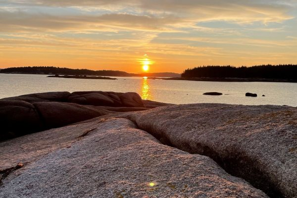 Sunrise Steve's Island