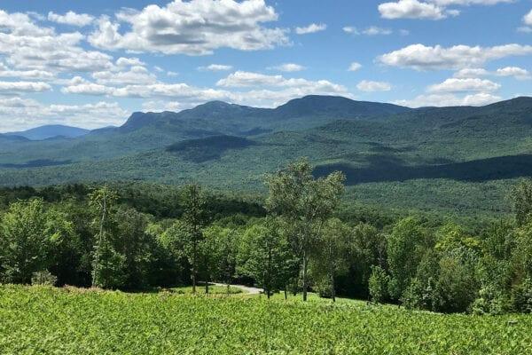 Tumbledown and Little Jackson Mountains