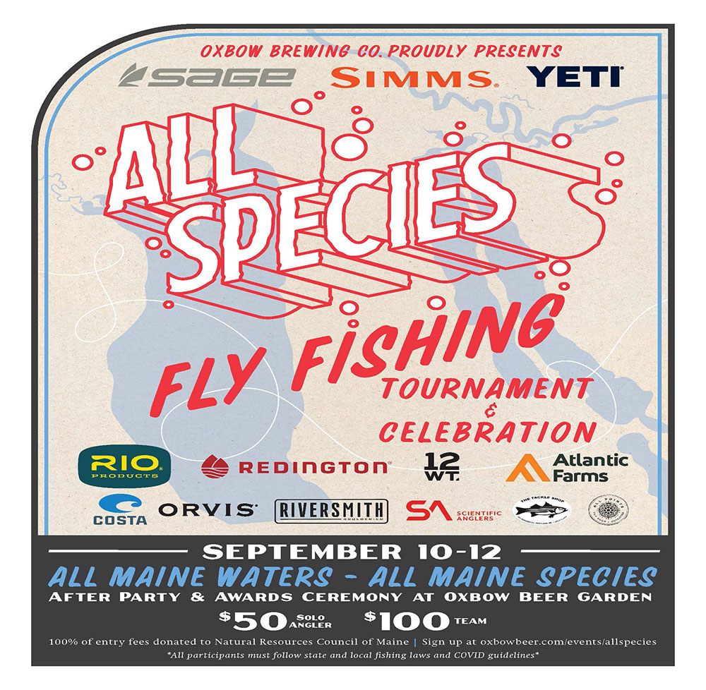 Oxbow fly fishing tournament