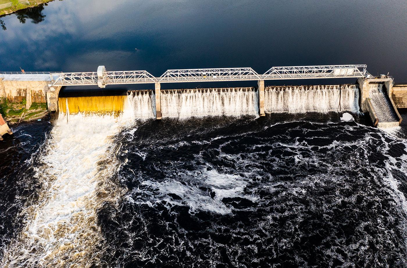 Shawmut Dam