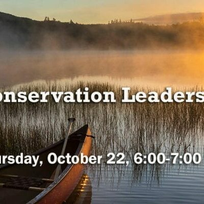 Conservation Leadership Awards registration