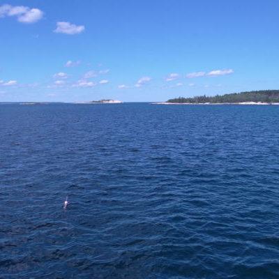 Coast of Maine, Atlantic Ocean