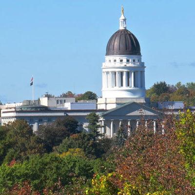 State House by Judy Berk